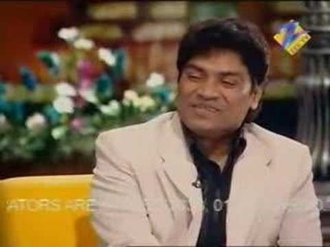 Sunidhi Chauhan - As a comedian!