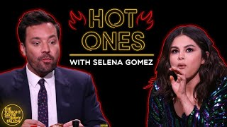 Download Song Selena Gomez and Jimmy Cry While Eating Spicy Wings (Hot Ones) Free StafaMp3