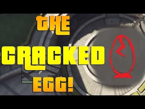 Game | GTA 5 The Cracked Egg!! Needed To Get The Jetpack! | GTA 5 The Cracked Egg!! Needed To Get The Jetpack!
