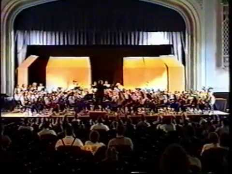 Harrisonville High School Concert Band--Contest 1997