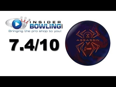 Hammer Black Widow Assassin Bowling Ball Review