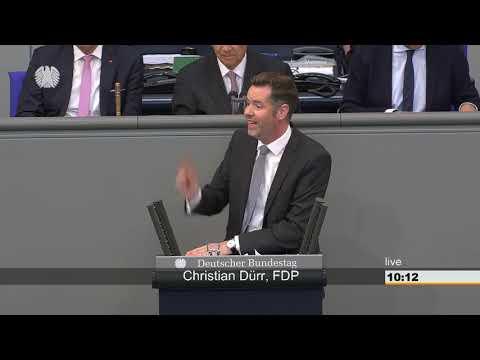Christian Dürr: Finanzen, Bundesrechungshof [Bundestag 03.07.2018]