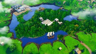 *NEW* SEASON 5 MAP UPDATE! (Fortnite: Battle Royale)