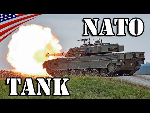 NATO Europe Tank Competition 2016 - M1A2 Abrams, Leopard 2A5 & A6, Ariete, M-84 - NATOヨーロッパ戦車競技会2016