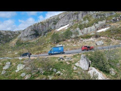 Teil 2・Mit dem Camper nach Südnorwegen・V2og #48