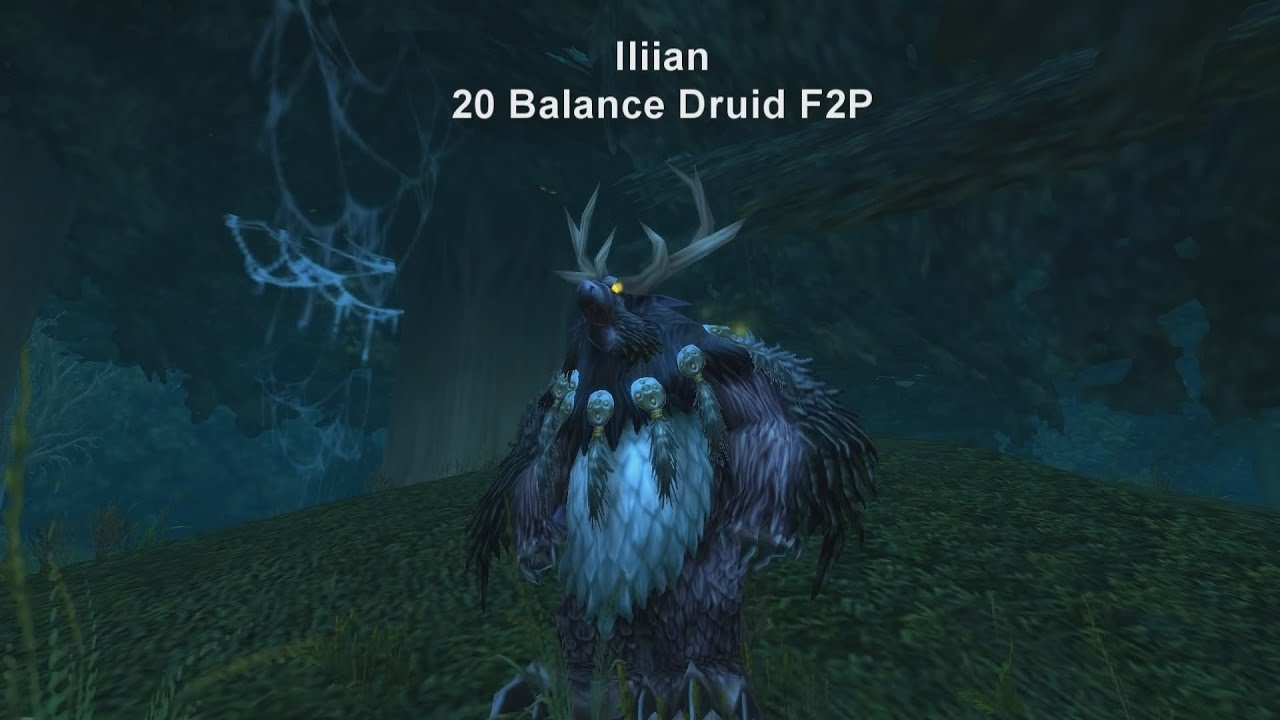 how to play a balance druid