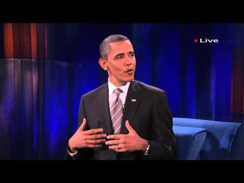 Obama Funny Interview with Singeetham Srinivasa Rao - Part2 -...