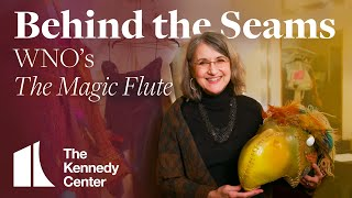 Behind the Seams: WNO's The Magic Flute