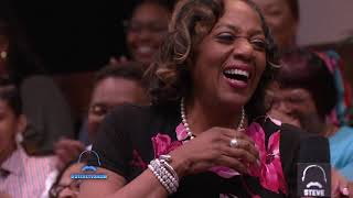 Hey Steve: Helping Out a Single Mom || STEVE HARVEY