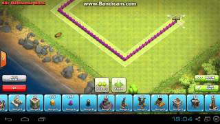 Clash of Clans Kristal Lige Yolculuk Bölüm 4 part 2