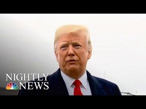 NBC, Fox News Pull President Donald Trump Immigration Ad | NBC Nightly News