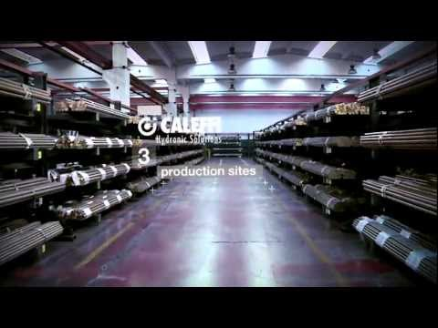 Caleffi - The human face of success