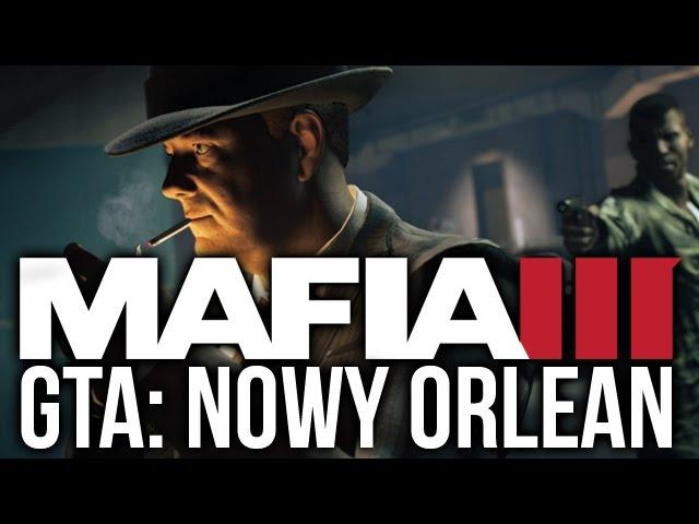 GTA: Nowy Orlean? Wszystko, co wiemy o Mafii 3! [tvgry.pl]
