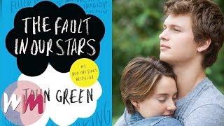 Top 10 YA Romance Novels of the 2010s
