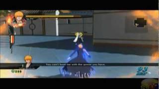 Bleach Soul Resurreccion: Final Getsuga Tensho Ichigo vs 100 Soul Reapers + Kenpachi Zaraki