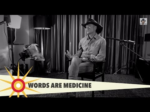 Tim Mcgraw - Words Are Medicine