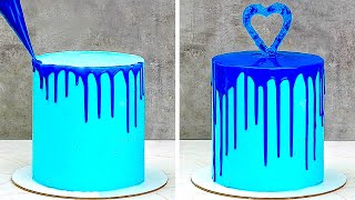 36 MESMERIZING CAKE DECOR AND GLAZING HACKS