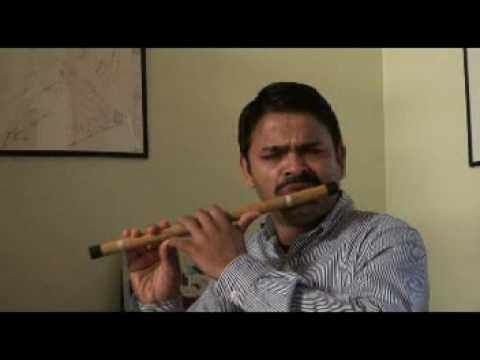 Surmai Ankhiyon Mein Flute Instrumental