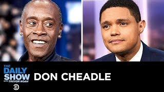 """Don Cheadle – Revisiting A Stock Crash In """"Black Monday"""" – Extended Interview   The Daily Show"""