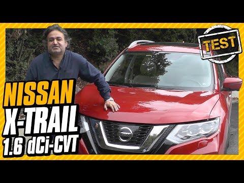 Nissan X-Trail 2017 Test sürüşü: Kapadokya'nın Eşsiz Güzellikleri Arasında...