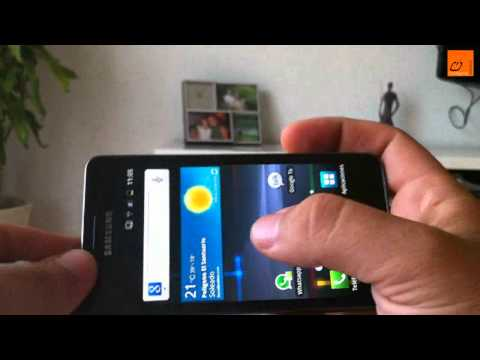 Video: Review Samsung Galaxy S II vs LG Optimus 2X vs HTC Sensation (I)