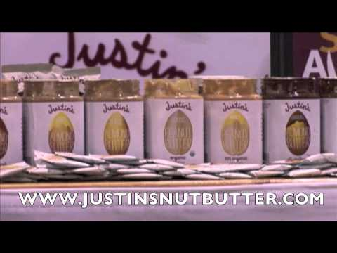 Doc Rob Likes Justin's Nut Butter Products