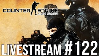 LIVESTREAM #122 | O NABO DO RIC NO COUNTER STRIKE