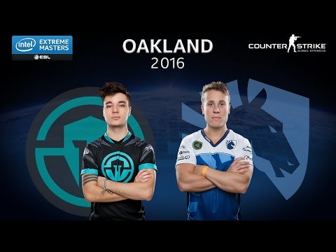 CS:GO - Immortals vs. Team Liquid [Nuke]- Group A - IEM Oakland 2016