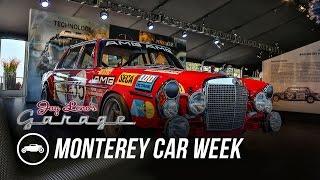 Monterey Car Week 2015: The Quail - Jay Leno's Garage