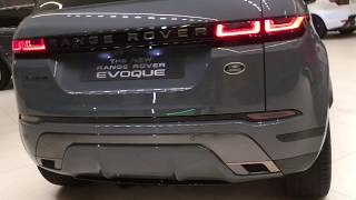 2019 Range Rover Evoque walk around and comparison to 2018 model