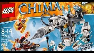 LEGO Legends of Chima 2015