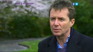 Nicky Campbell talks to First4Adoption about his own adoption experiences