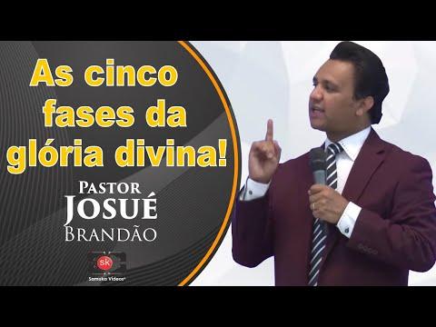 Pr Josué Brandão - As cinco fases da Gloria Divina (UMADC 50 anos)