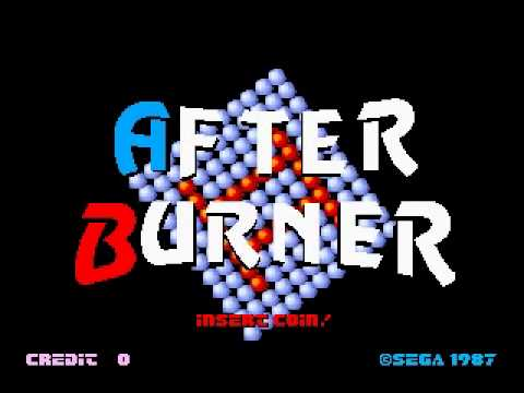 Afterburner Arcade Soundtrack