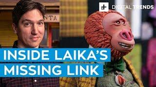 Behind the Scenes: Laika's Missing Link