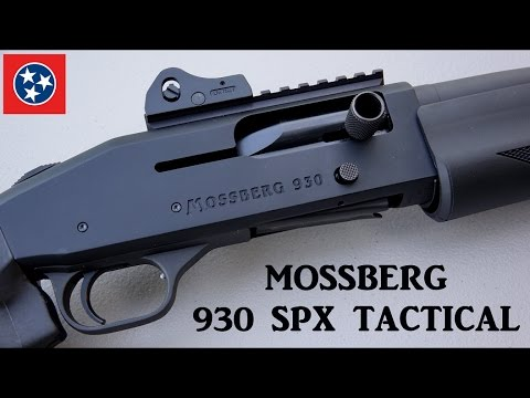 Mossberg 930 Spx Tactical Review Youtube