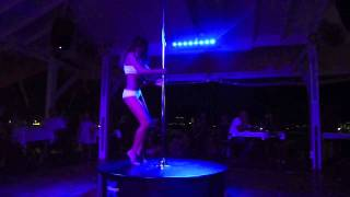 Extreme Pole Dance Show - Marion Crampe