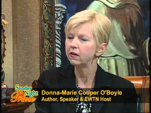 Sunday Night Prime - Donna Cooper O'Boyle - Vocation of Motherhood- 2013-11-17