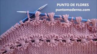 PUNTO DE FLORES
