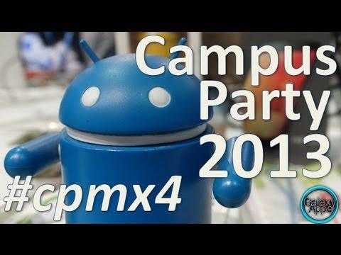 Campus Party 2013 - Noche y Camping (Español Mx)