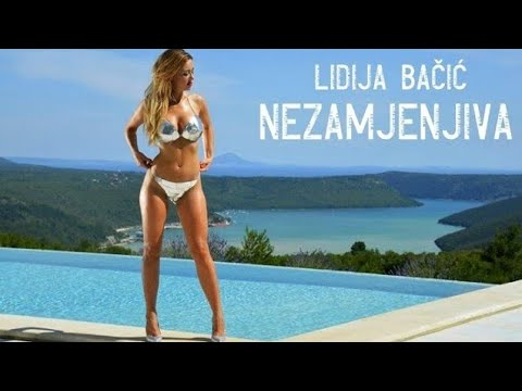 Lidija Bačić Nezamjenjiva pop music videos 2016