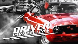 Driver Parallel Lines - FULL GAME Walkthrough Gameplay No Commentary
