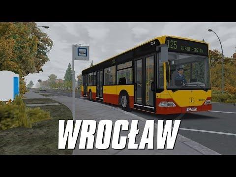 OMSI - Wrocław (Breslau) 0.2 Beta