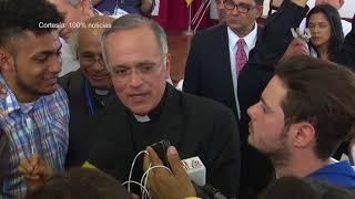 Tenso diálogo en Nicaragua