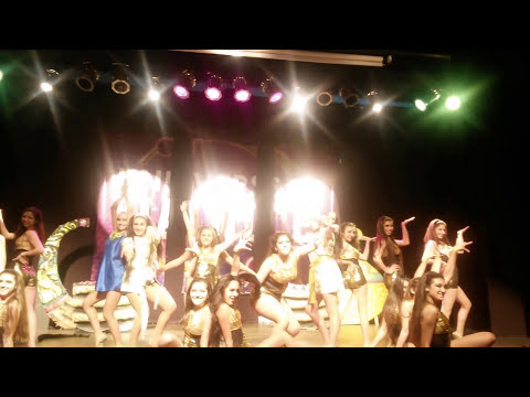 SHOW DANCE EGIPCIAS - UNIVERSAL DANCE