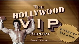 Sylvester Stallone - The Hollywood Vip Report