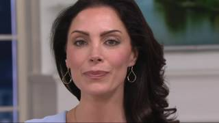 Vicenza Gold Polished Chain Drop Earrings 14K Gold on QVC