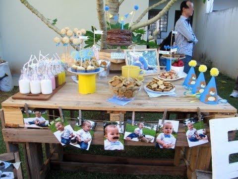 Idéias para festa infantil feita em casa - Parte I - Planejamento