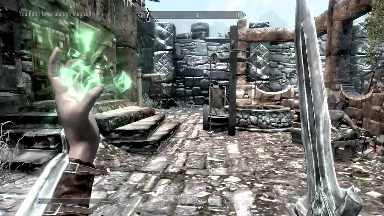 Smithing skyrim fast leveling after patch