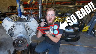 GOT SCAMMED AGAIN On a Used LS Engine!!!